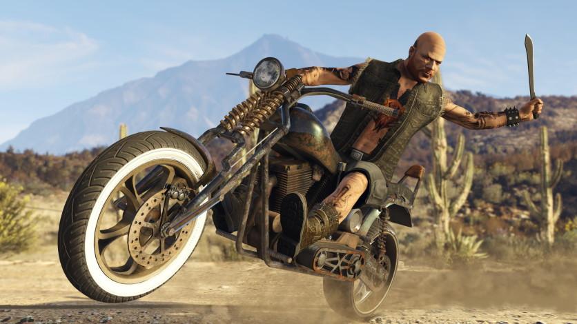 Screenshot 10 - Grand Theft Auto V