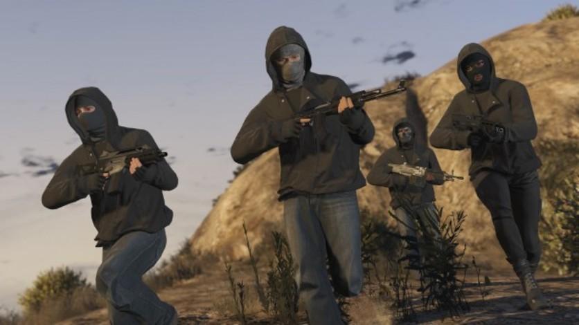 Screenshot 24 - Grand Theft Auto V
