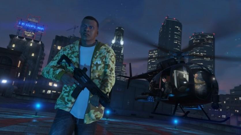 Screenshot 45 - Grand Theft Auto V