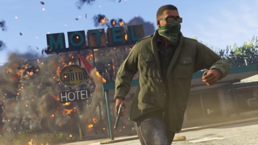 Screenshot 12 - Grand Theft Auto V
