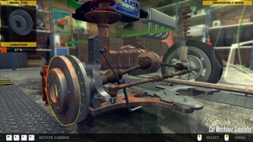 Screenshot 4 - Car Mechanic Simulator 2014