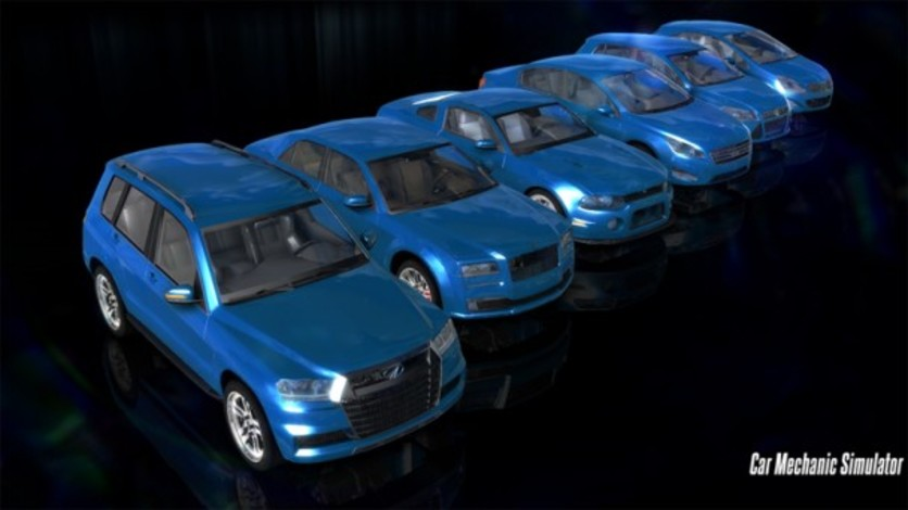 Screenshot 3 - Car Mechanic Simulator 2014