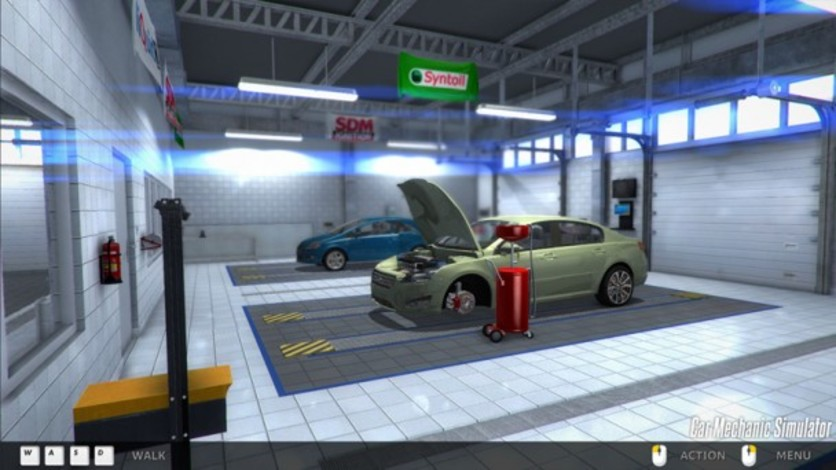 Screenshot 7 - Car Mechanic Simulator 2014