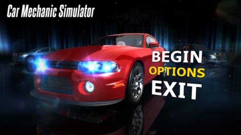 Screenshot 5 - Car Mechanic Simulator 2014