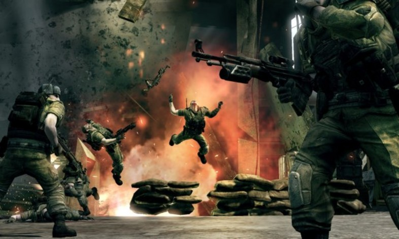 Screenshot 1 - Frontlines Fuel of War