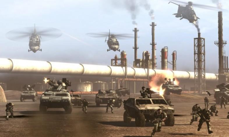 Screenshot 3 - Frontlines Fuel of War