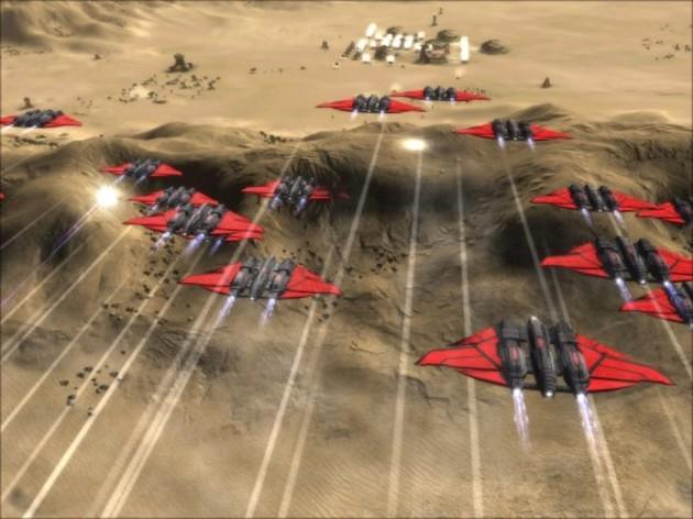 Screenshot 1 - Supreme Commander