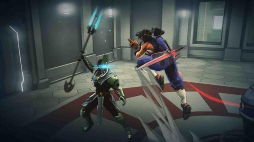 Screenshot 2 - STRIDER