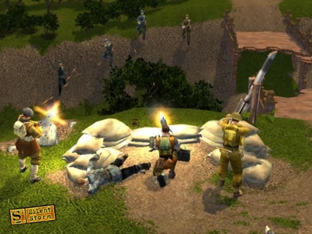 Screenshot 3 - Silent Storm Gold Edition