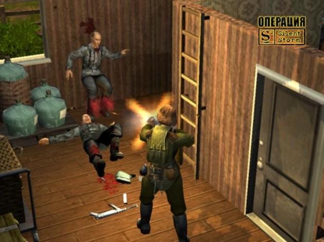 Screenshot 1 - Silent Storm Gold Edition
