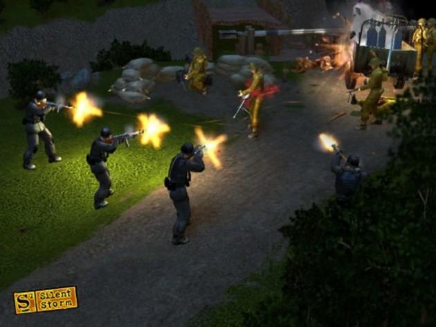 Screenshot 4 - Silent Storm Gold Edition