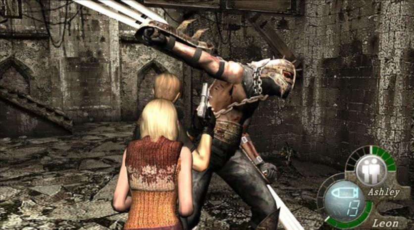 Screenshot 2 - Resident Evil 4