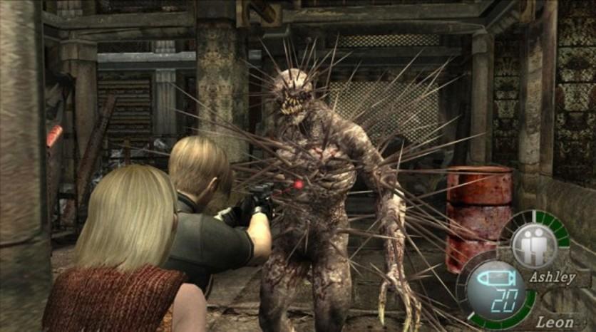Screenshot 5 - Resident Evil 4