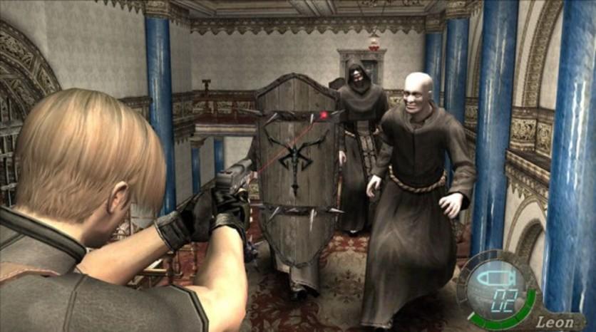 Screenshot 11 - Resident Evil 4