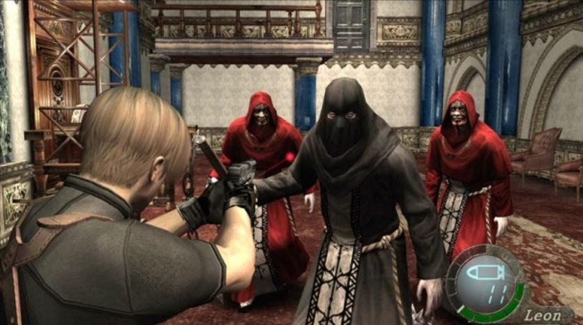 Screenshot 9 - Resident Evil 4