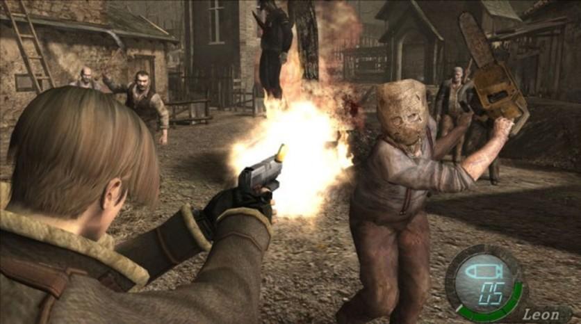 Screenshot 10 - Resident Evil 4