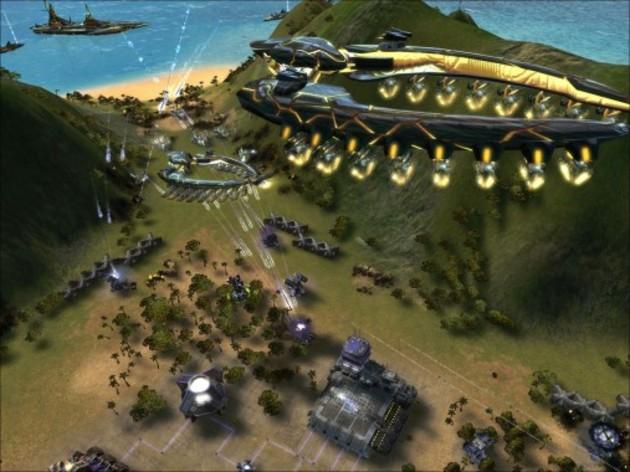 Screenshot 4 - Supreme Commander Forged Alliance