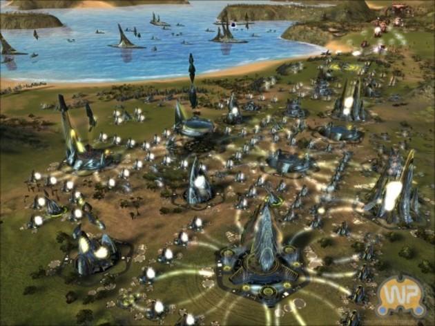 Screenshot 3 - Supreme Commander Forged Alliance