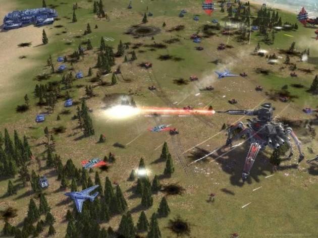 Screenshot 1 - Supreme Commander Forged Alliance