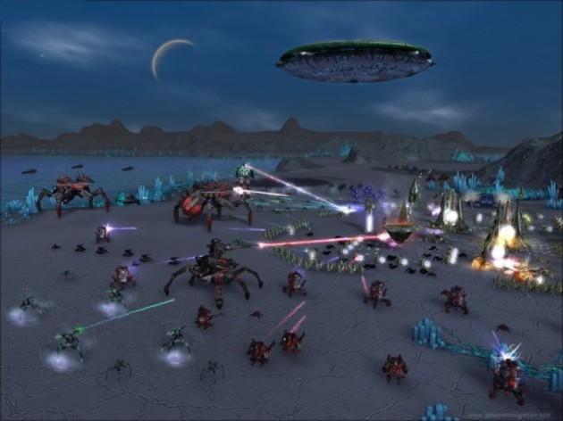 Screenshot 5 - Supreme Commander Forged Alliance