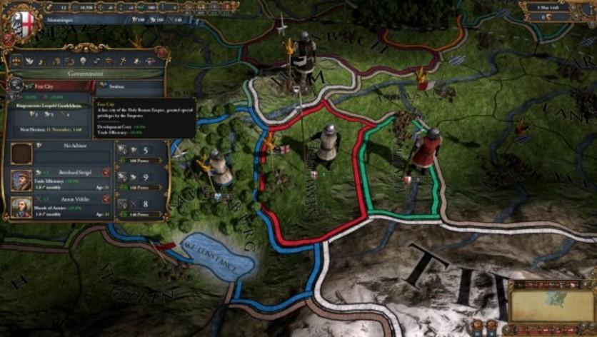 Screenshot 8 - Europa Universalis IV: Common Sense