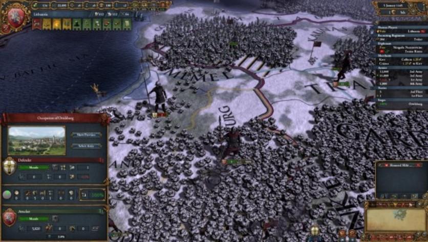 Screenshot 9 - Europa Universalis IV: Common Sense