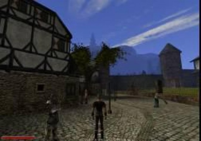 Screenshot 1 - Gothic 2 Gold