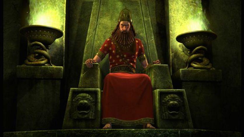 Screenshot 1 - Sid Meier's Civilization V: Civilization Pack - Babylon (MAC)