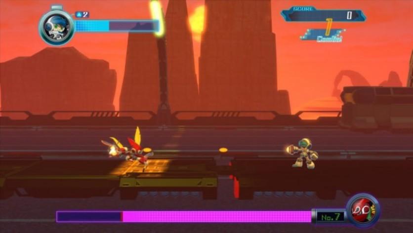 Screenshot 3 - Mighty No. 9