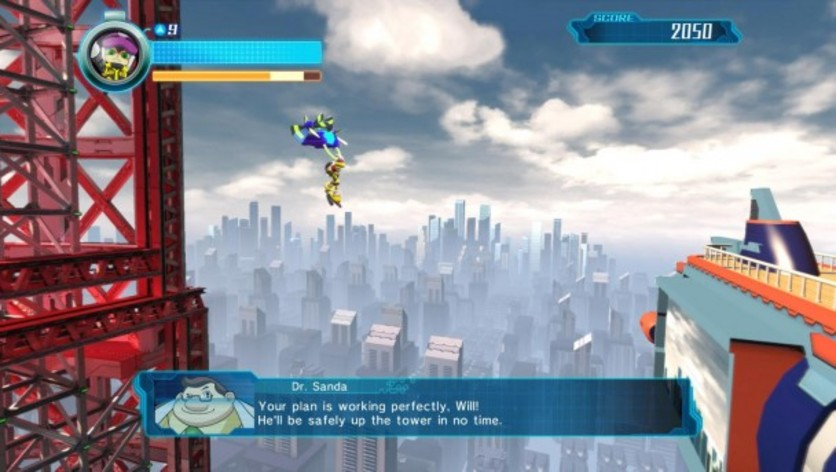 Screenshot 10 - Mighty No. 9