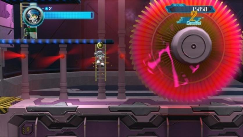 Screenshot 4 - Mighty No. 9