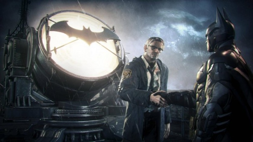 Screenshot 8 - Batman: Arkham Knight