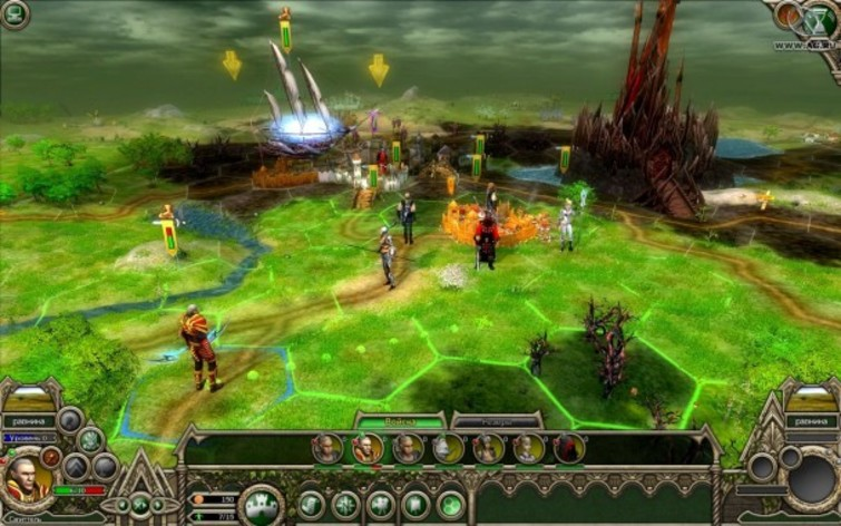 Screenshot 3 - Elven Legacy