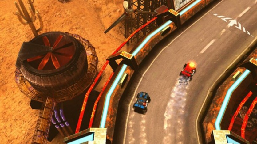 Screenshot 4 - Speed Kills