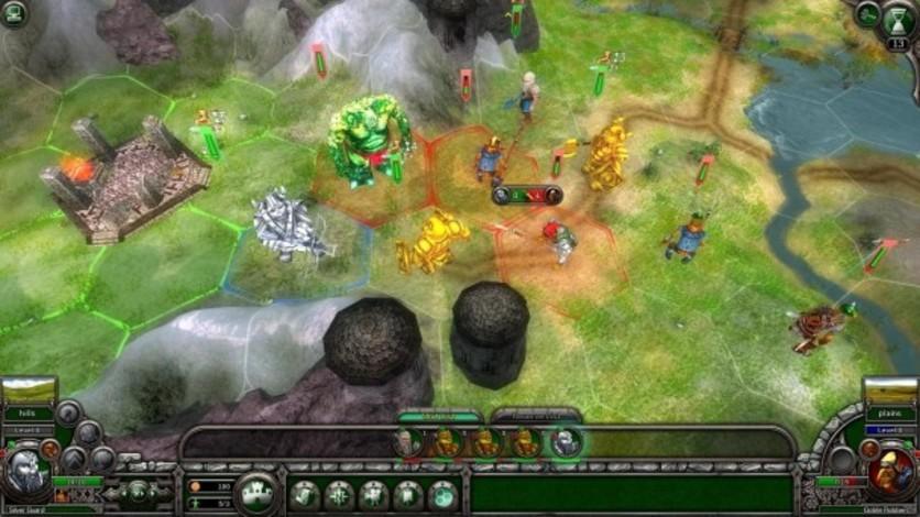 Screenshot 6 - Elven Legacy: Magic
