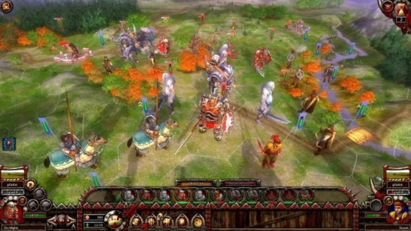 Screenshot 9 - Elven Legacy: Magic