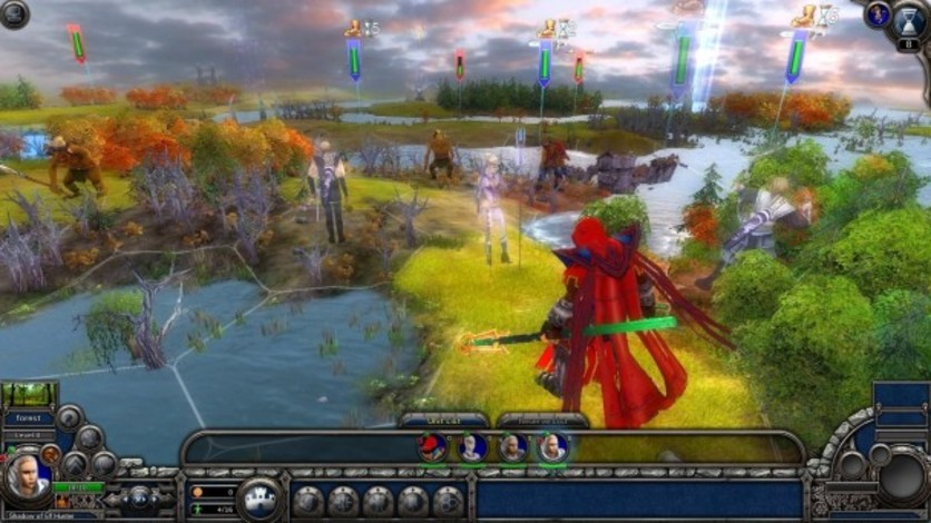 Screenshot 7 - Elven Legacy: Magic