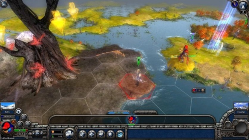 Screenshot 4 - Elven Legacy: Magic