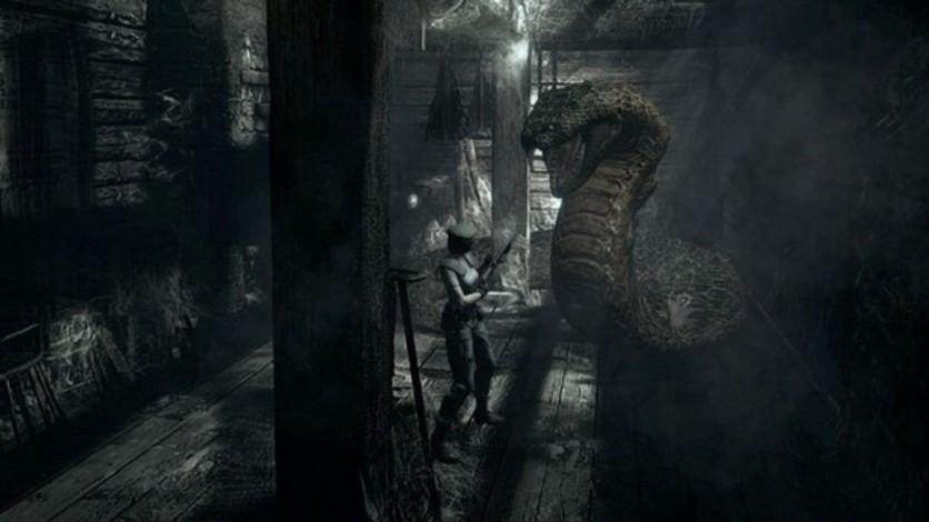 Screenshot 9 - Resident Evil HD REMASTER