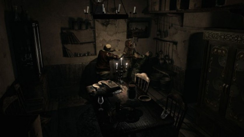 Screenshot 13 - Resident Evil HD REMASTER