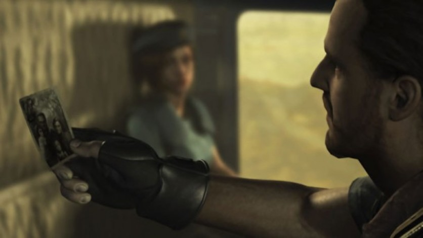 Screenshot 8 - Resident Evil HD REMASTER