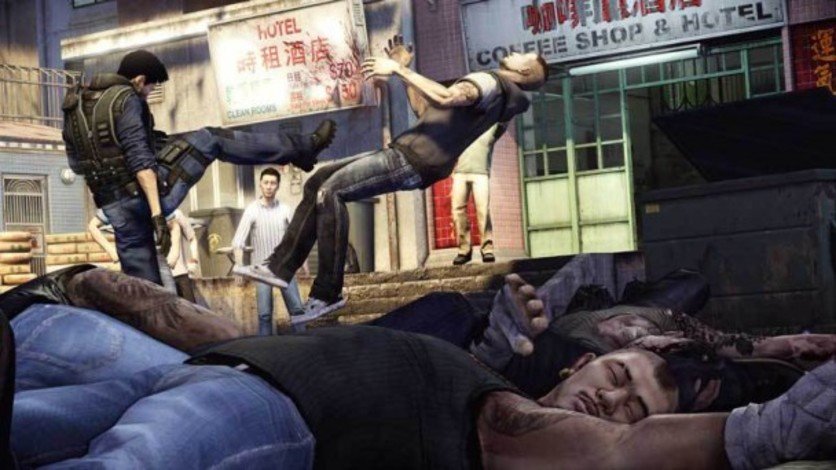 Screenshot 3 - Sleeping Dogs Definitive Edition