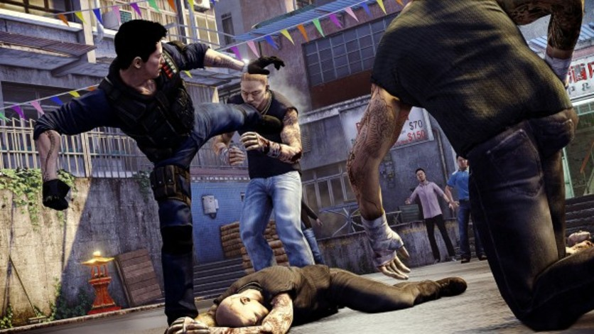 Screenshot 12 - Sleeping Dogs Definitive Edition