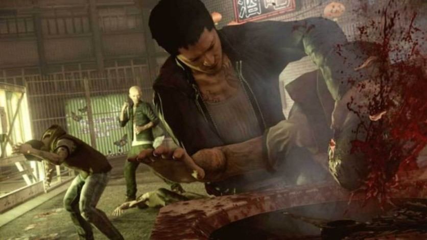 Screenshot 5 - Sleeping Dogs Definitive Edition