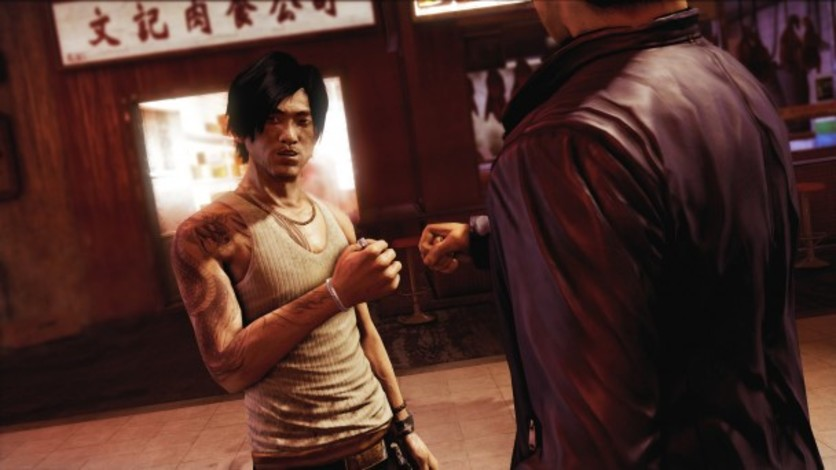 Screenshot 8 - Sleeping Dogs Definitive Edition