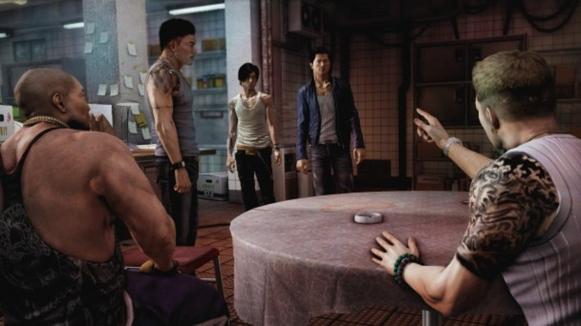 Screenshot 11 - Sleeping Dogs Definitive Edition
