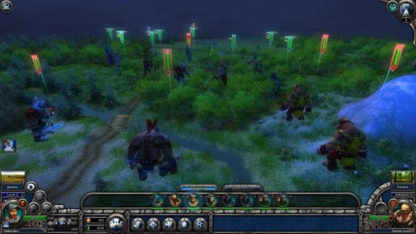 Screenshot 2 - Elven Legacy: Ranger