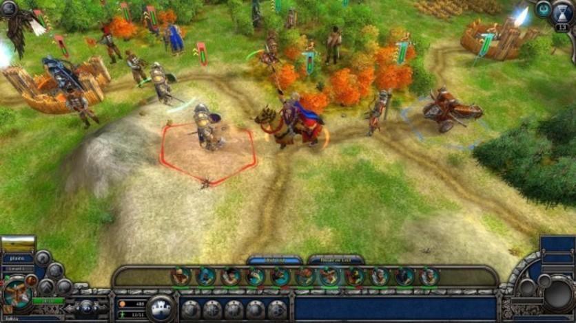 Screenshot 1 - Elven Legacy: Ranger