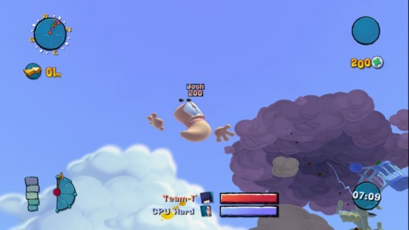 Screenshot 7 - Worms Ultimate Mayhem Deluxe Edition