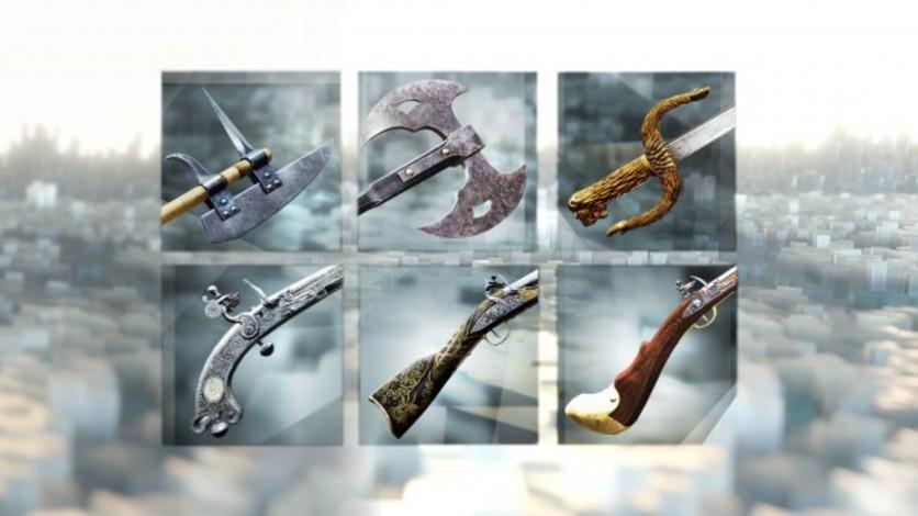 Screenshot 1 - Assassin's Creed Unity - Revolutionary Armaments Pack